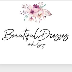 Dresses for sale.